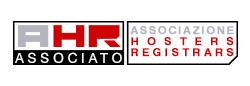 AHR - Associazione Hosters Registrars